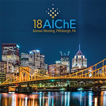 2018 AIChE Conference