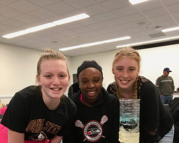 "Chemical Engineering Outreach For ""Girls Engaged In Gator Engineering Day!"""