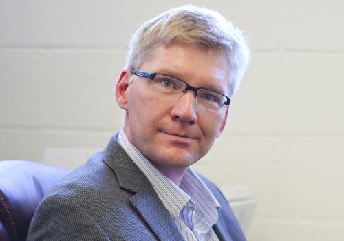 Vasenkov Selected For Prestigious Mercator Fellowship