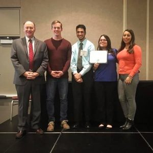 Students win AIChE Jeopardy competition