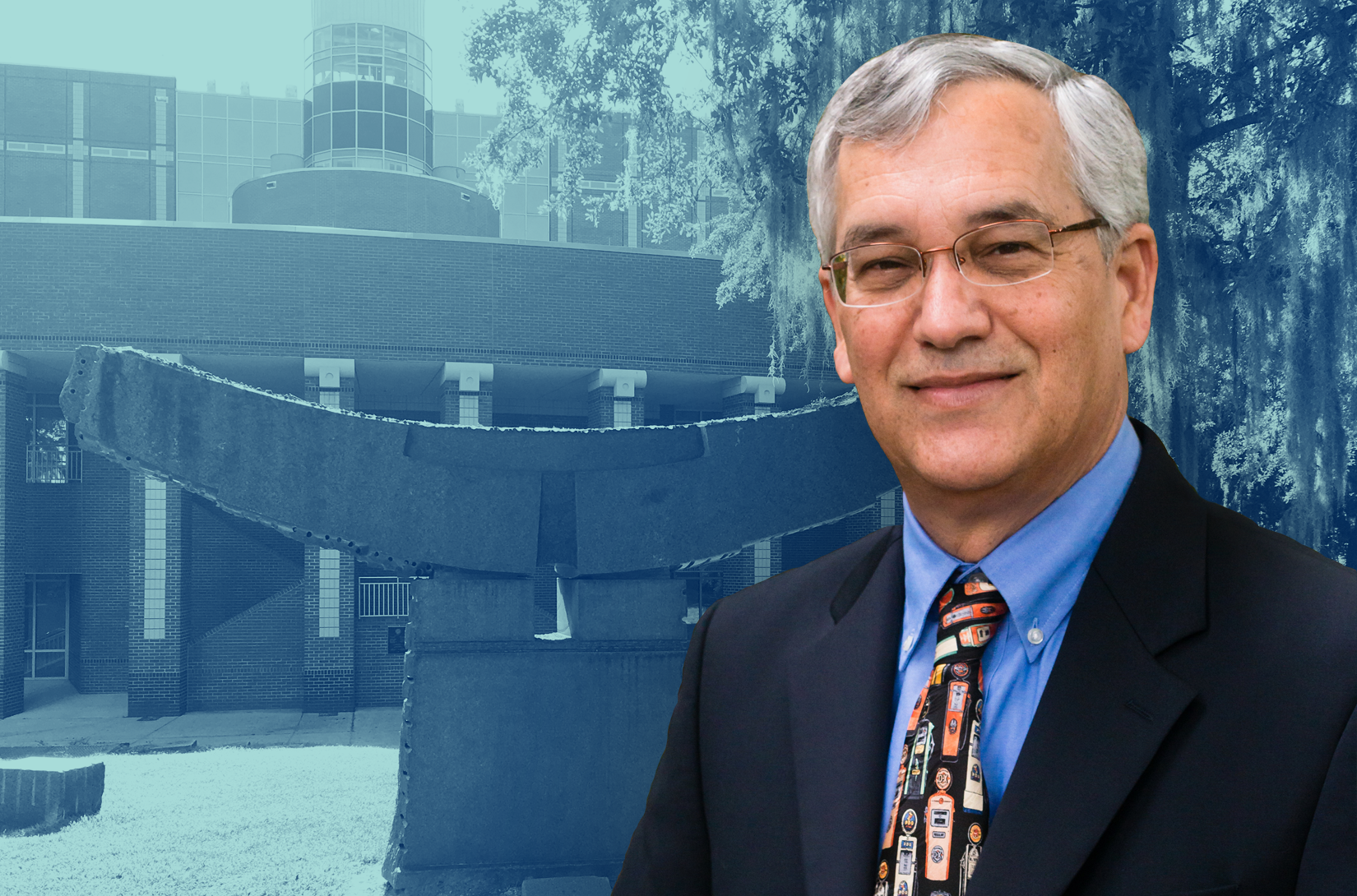 Louis Delgado, Ph.D.