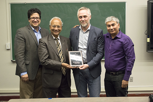 D.O. Shah Annual Lecture In Surface Science