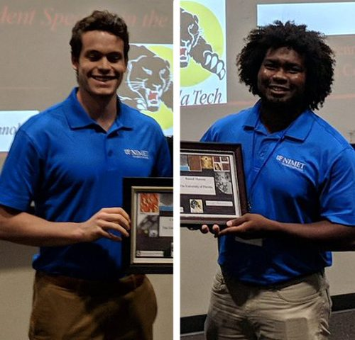 Students Win Best Presentation Awards At NanoFlorida Conference