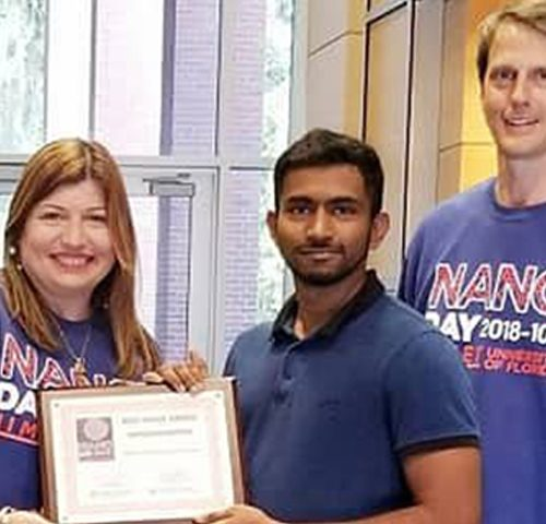 Three Chemical Engineering Students Win Awards At National Nanotechnology Day