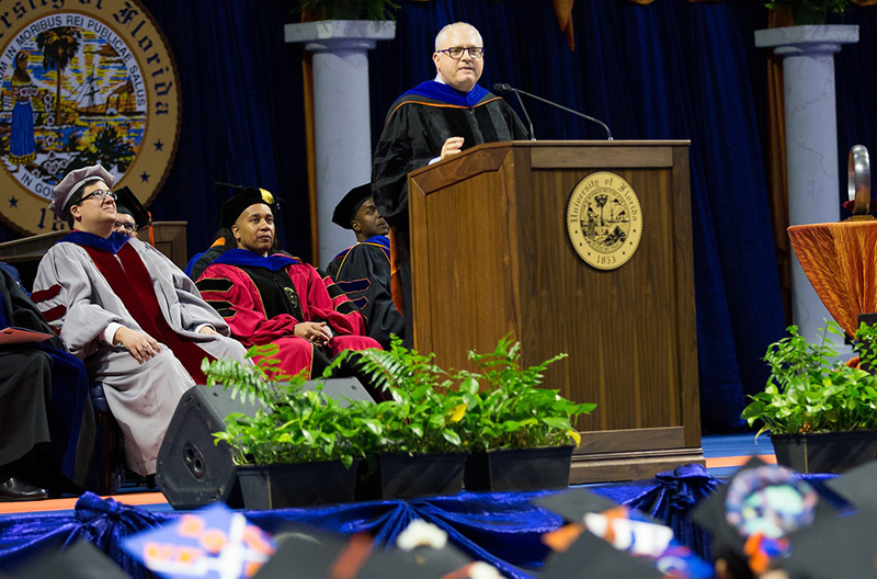 Alumnus Josh Walden