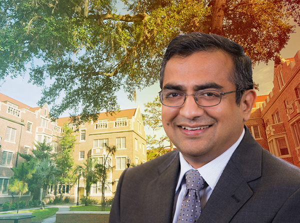 Tanmay Lele Named University Of Florida Research Foundation Professor