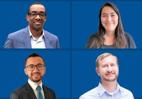 Chemical Engineering Welcomes New Faculty