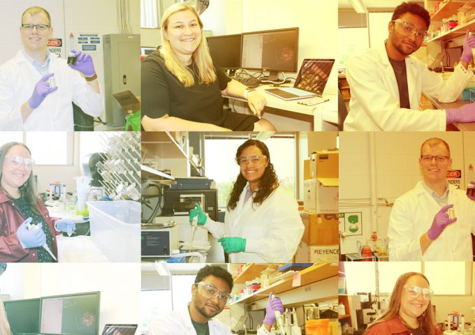 Chemical Engineering Hosts Five Students For Summer Research