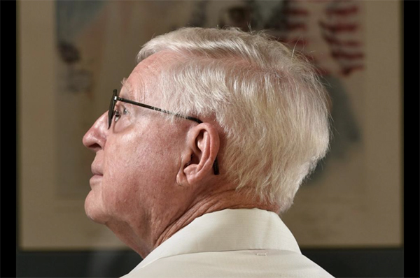 Rocket Engineer Recalls Role In Apollo 11 Mission