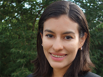 Sarah Mena, Ph.D. ChE '16, Receives The AIChE Particle Technology Forum Best Ph.D. Award