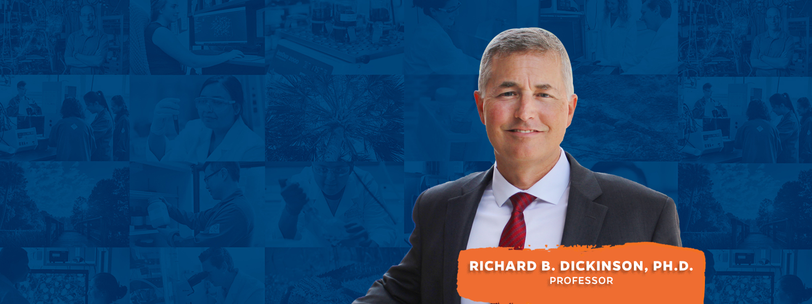 Richard B. Dickinson, Ph.D.
