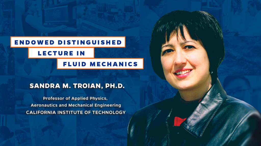 Sandra M. Troian, Ph.D.