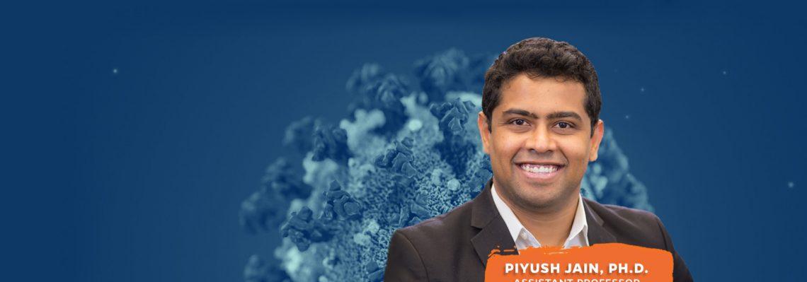 Piyush Jain, Ph.D.