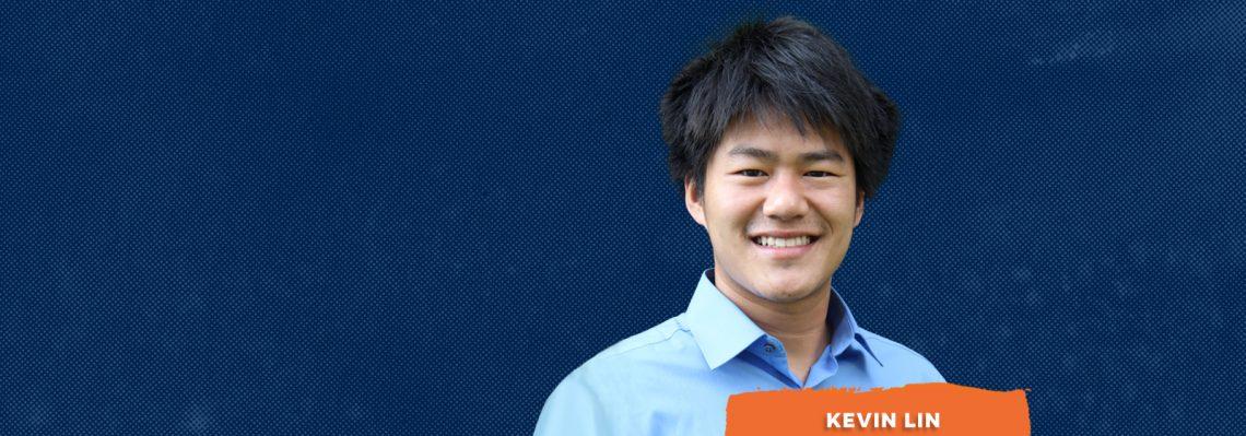 Kevin Lin, BSChE '15