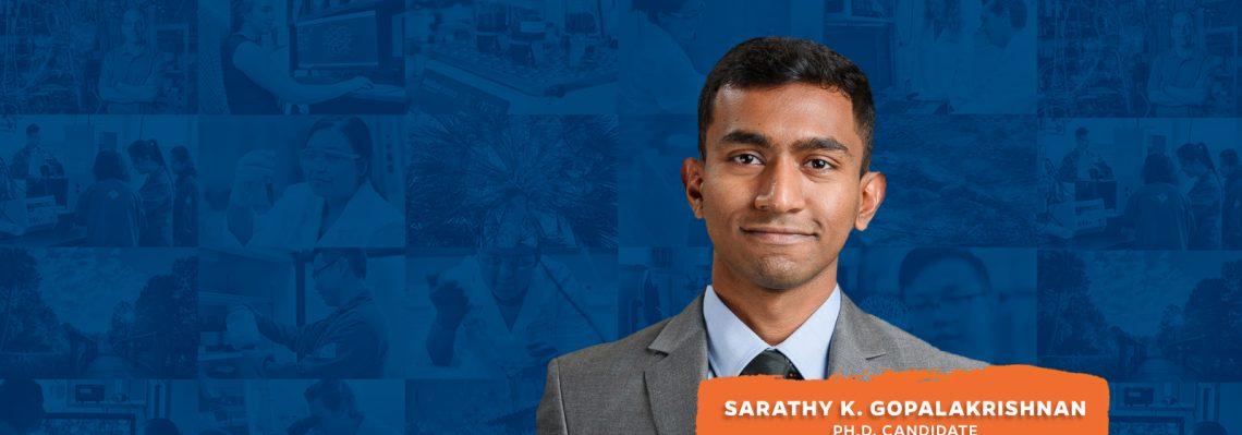 Sarathy K. Gopalakrishnan