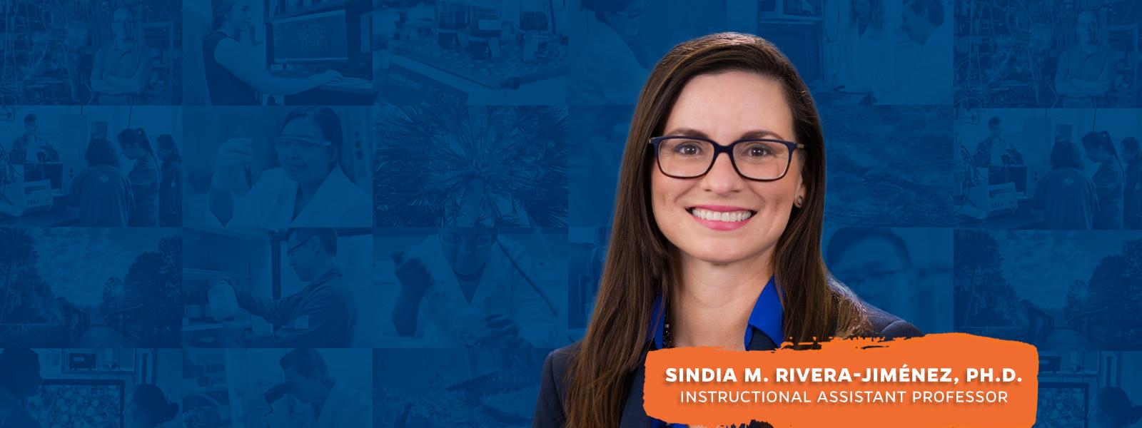 Sindia Rivera-Jimenez, Ph.D.